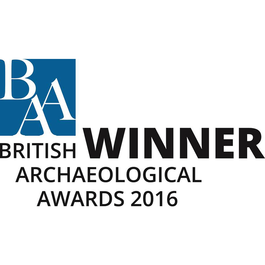British Archaeological Award Winners 2016