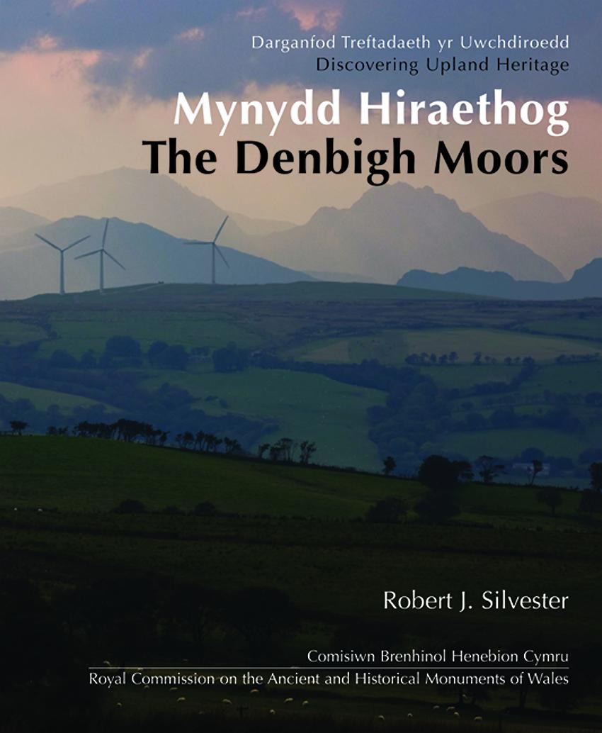Mynydd Hiraethog The Denbigh Moors ISBN 978-1-871184-40-2