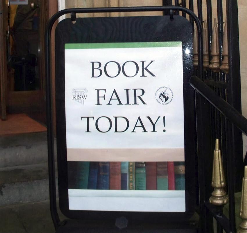 Swansea Book Fair