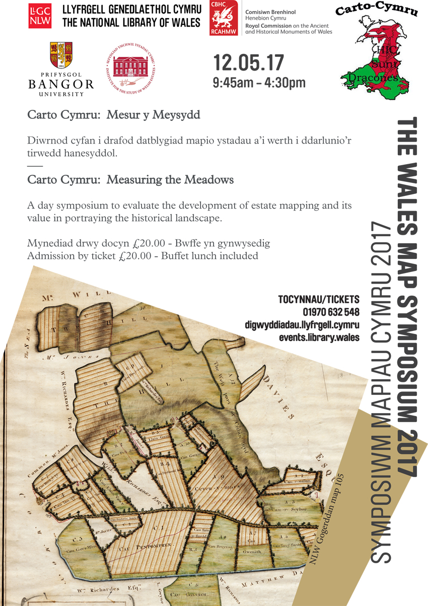 Carto-Cymru - The Wales Map Symposium 2017