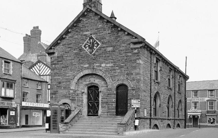 Llanrwst Town Hall