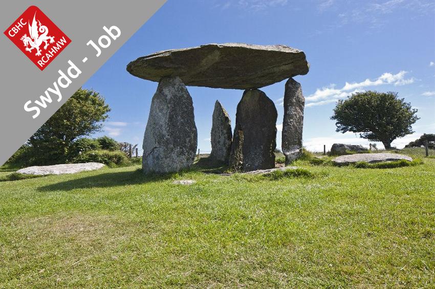 Swydd Wag – Cynorthwyydd Ymgysylltu â'r Cyhoedd