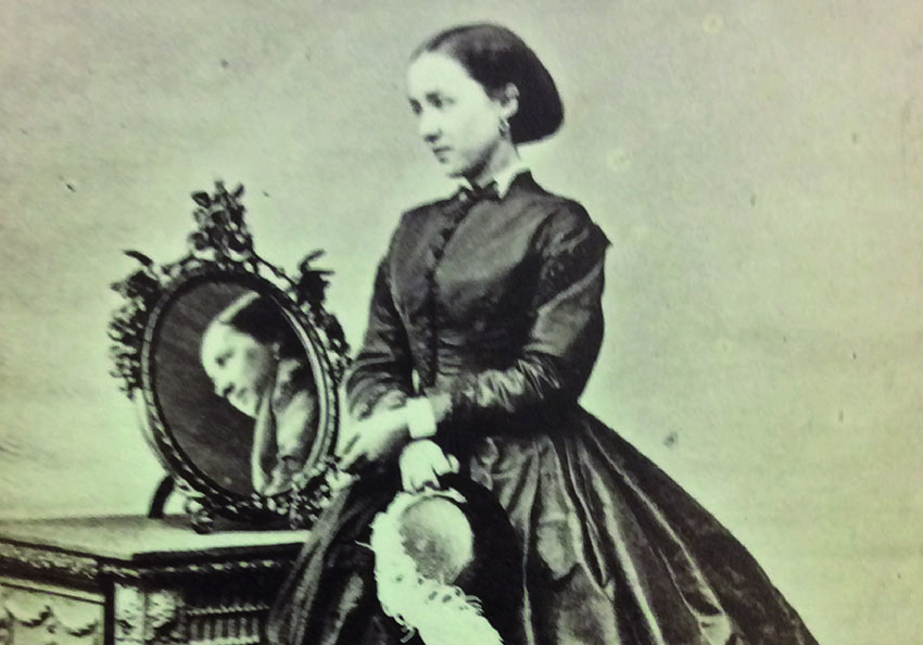 Nurse Jane Henrietta Adeane